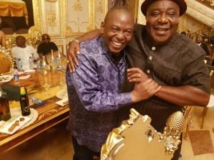 Orange Drugs Boss Launches His New Mansion In Bourdillon, Ikoyi, Lagos (Photos)